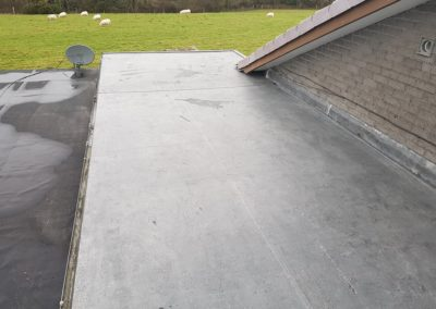 Re Roofing in Llanfair PG, Anglesey
