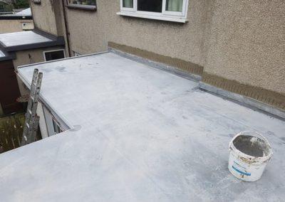 Re roofing on Pernrhos Road, Bangor
