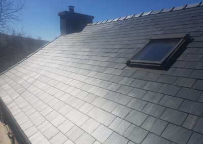 Re roofing in Dinorwic