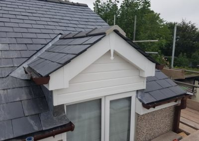 Re roofing in Felinheli