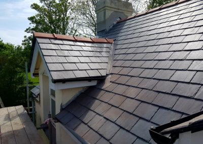 Re roofing in Bodorgan, Anglesey